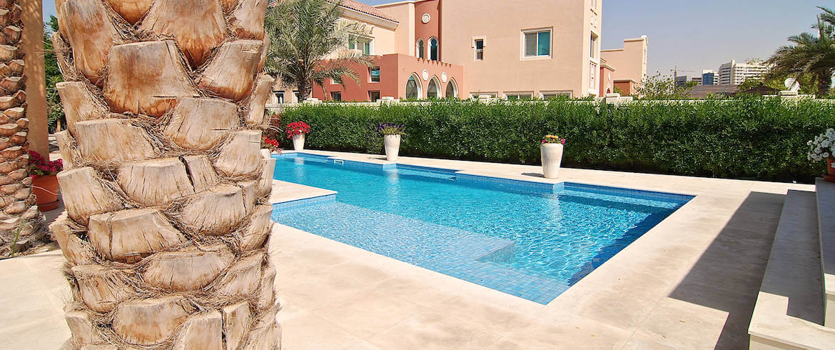 Swimming Pool Maintenance Dubai