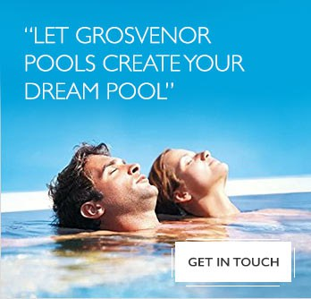 Let grosvenor pools create your dream pool